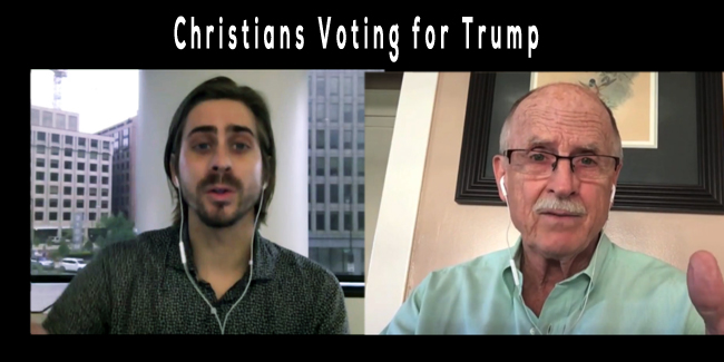 Christian Voting for Trump, Mel White interviewed by Al Jazeera