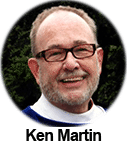 Rev Ken Martin, MCC Elder