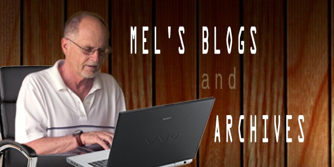 Mel White's Blogs and Archives